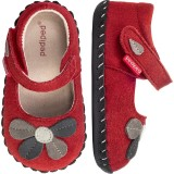 ~NEW~ Pediped Originals for Girls  - Brittany Red Mary Jane