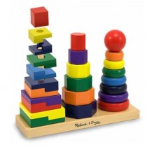 **NEW** Melissa & Doug 3 Towers
