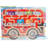 **NEW** Wheels on the Bus Maze Board