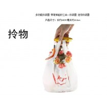 CS 012 Multi Function Easy Grip Shopping and Plastic Bag Holder