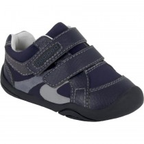 Pediped Grip 'n' Go - Charleston Navy Sneaker