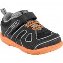 Pediped Grip 'n' Go - Jupiter Black Orange Athletic Shoe