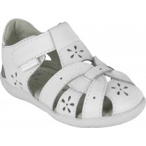 Pediped Grip 'n' Go for Girls - Nikki White Sandal