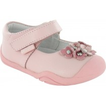 Pediped Grip 'n' Go for Girls - Sabrina Light Pink Mary Jane