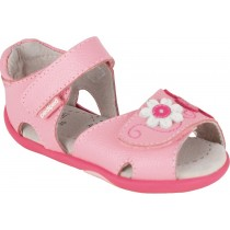 Pediped Grip 'n' Go for Girls - Savannah Pink Sandal
