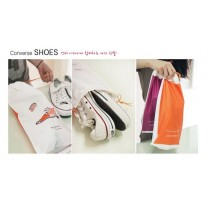 CS 022 Cute Draw String Shoe Bag