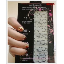M023 Glamour Nail Sticker