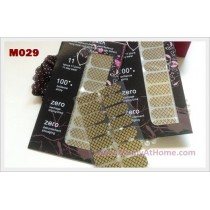 M029 Glamour Nail Sticker