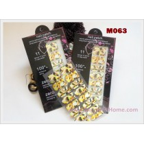 M063 Glamour Nail Sticker