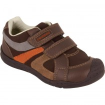 Pediped Flex - Charleston Choc Brown Sneaker