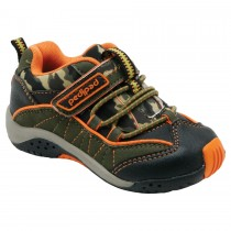 Pediped Flex for Boys - Caleb Olive Athlete Shoe