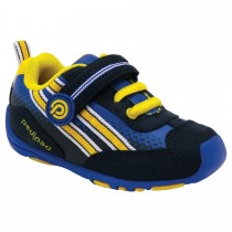 Pediped Flex for Boys - Leo Ultra Blue Athlete Shoe