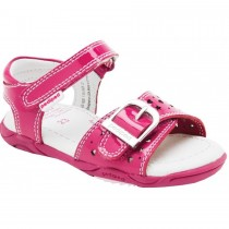 Pediped Flex for Girls - Maggie Fuchsia Sandal