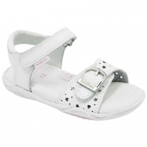 Pediped Flex for Girls - Maggie White Sandal