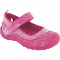 Pediped Flex for Girls - Minnie Raspberry Mary Jane Shoe