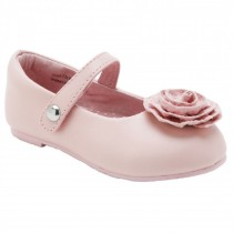 Pediped Flex for Girls - Tara Light Pink Ballet Flat
