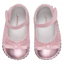 Pediped Originals for Girls - Penny Pink Ballet Flat
