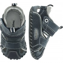 Pediped Originals for Boys - Piers Navy Sandal