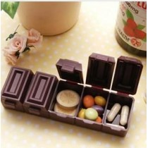 CS 026 Yummy Chocolate Design Medicine Box