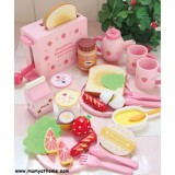 MG Country Breakfast Playset