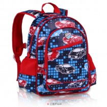 Childcare Backpack Cars