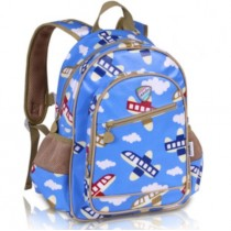 Childcare Backpack Blue Sky