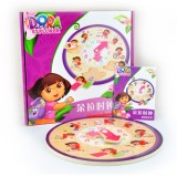 **NEW** Dora 2 in 1 Clock