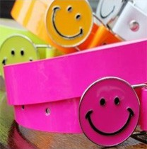 Fashion Smiley Belt KA 003