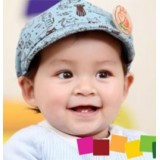 Awesome Cat Design Kids Hat KC 004
