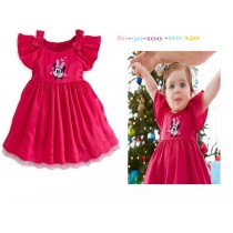 Minnie Red Dress ZGD 055