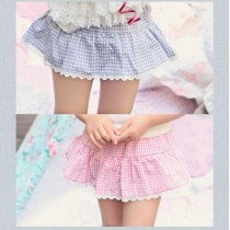 Check Short Pants ZGP 416
