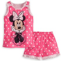 Minnie Top/Bottom Set ZGS 021