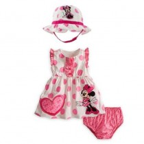 Minnie Sundress 3pc Set ZGS 024