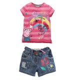 Peppa Pig Top n Bottom Set ZGS 027