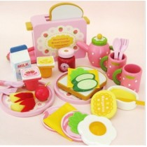 MG Strawberry Breakfast Playset