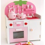 MG Junior Pink Kitchen