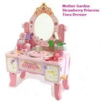 MG Strawberry Princess Tiara Dresser