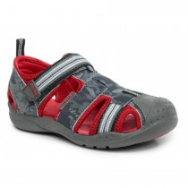 ~NEW~ Pediped Flex for Boys - Sahara Air Force Camo Sandal