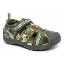 ~NEW~ Pediped Flex for Boys - Sahara Army Camo Sandal