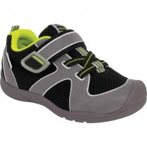 ~NEW~ Pediped Flex for Boys - Rio Charcoal Black Adventure Shoe