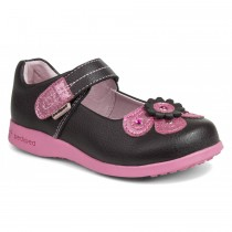 ~NEW~ Pediped Flex for Girls - Selena Chocolate Mary Jane