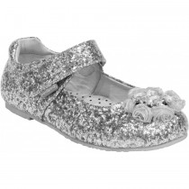 ~NEW~ Pediped Flex for Girls - Delaney Silver Mary Jane