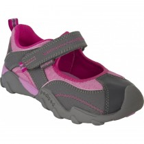 ~NEW~ Pediped Flex for Girls - Dallas Charcoal Mary Jane