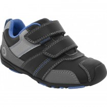~NEW~ Pediped Flex for Boys - Frank Black Sky Sneaker