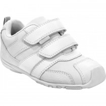 ~NEW~ Pediped Flex for Boys - Frank White Sneaker