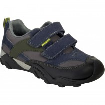 ~NEW~ Pediped Flex for Boys - Highlander Navy Charcoal Athletic Shoe