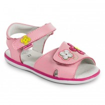 ~NEW~ Pediped Flex for Girls - Leana Pink Sandal