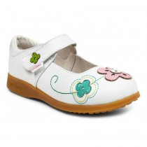 ~NEW~ Pediped Flex for Girls - Lorraine White Mary Jane