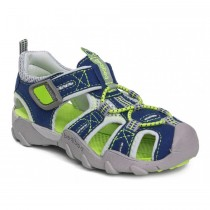 ~NEW~ Pediped Flex for Boys - Canyon Navy Lime Sandal