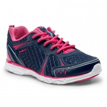 ~NEW~ Pediped Flex for Girls - Astara Lace up Navy Athletic Shoe